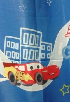 Cortina Cars azul - 1
