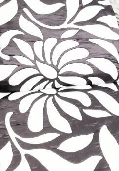 Colchas reversibles gris cama 150 - 2