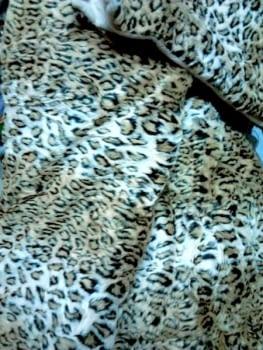 Manta pelo leopardo - 5