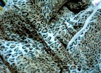 Manta pelo leopardo - 6