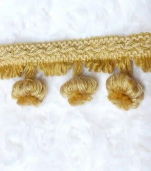 Madroños amarillo oro