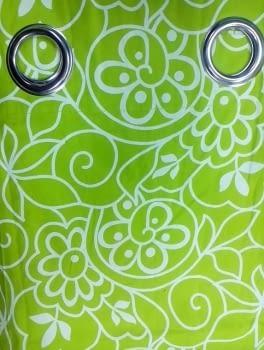 Cortina verde - 3