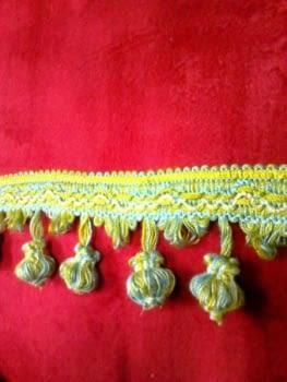 Madroños amarillos