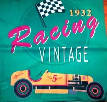 Cuadrante coche Vintage