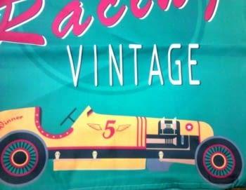 Cuadrante coche Vintage - 1