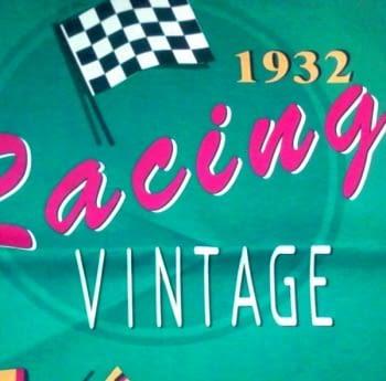 Cuadrante coche Vintage - 2
