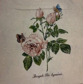 Cuadrante flor