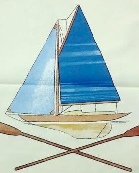 Funda cojín barco - 3