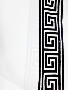 Cortinas baño greca - 2