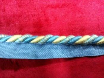 Cordón azul amarillo - 2