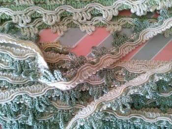 Pasamanería verde - 1