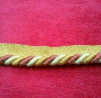 Cordón con pestaña - 1