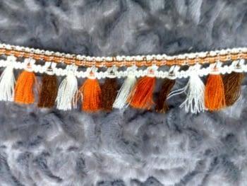 Flecos naranja - 1