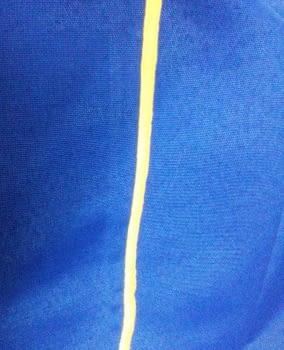 Cortina baño azulona - 2