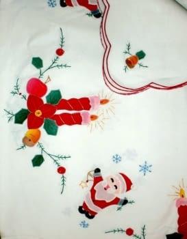 Mantelería Navidad - 2
