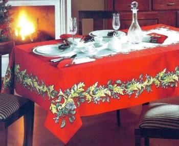Mantelería Navidad 150 x 270