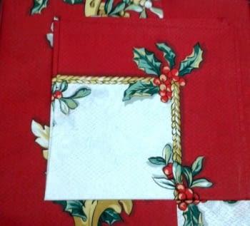 Mantelería Navidad 150 x 270 - 5