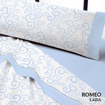 Sábanas Romeo