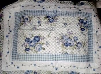Butí pachwork flor CAMA 150