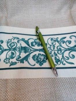 Greca verde jarrones - 1