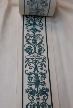 Greca verde jarrones - 4
