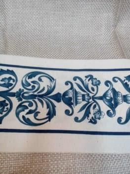 Greca jarrones azul - 4