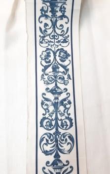 Greca jarrones azul - 6