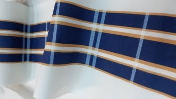 Greca cuadros azules - 1