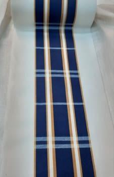 Greca cuadros azules - 4