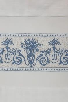 Greca azul Pompeya