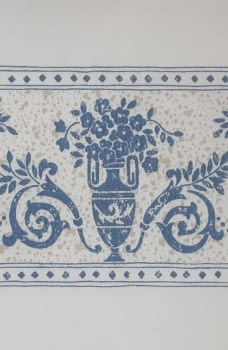 Greca azul Pompeya - 1