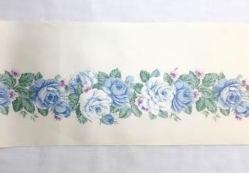Greca flores satinada - 4