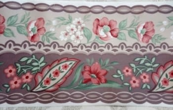 Greca raso flores - 4