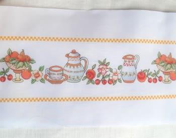 Greca cocina naranja - 3