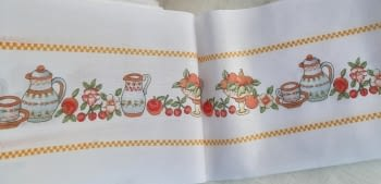 Greca cocina naranja - 4