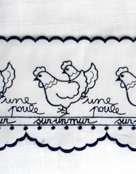 Greca gallinas - 4
