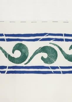 Greca ondas verdosa - 4