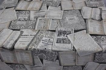 Hule textilfy libros