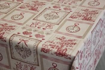 Hule textilfy toile de jouy