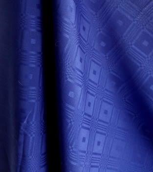 Crep adamascado azulón