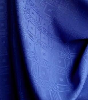 Crep adamascado azulón - 3