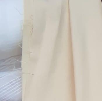 Tela loneta amarillo pálido - 3