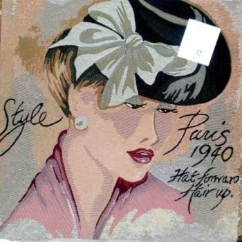 Cuadrante París 1940