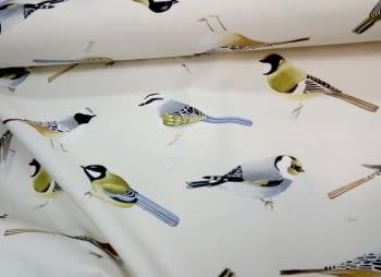 Tela cretona pájaros THEVENON 280 - 1
