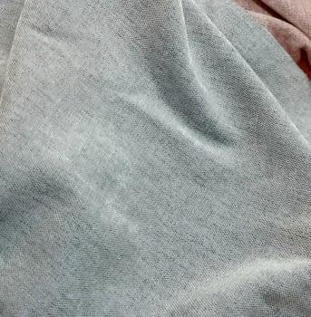 Tela cretona pachwork gris THEVENON - 6