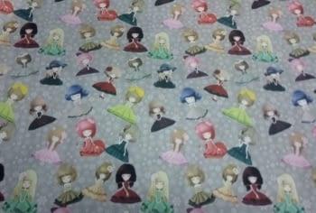 Tela PVC textilfy muñecas - 3