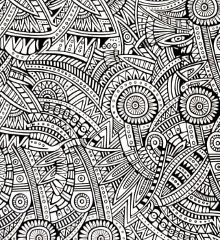 Tela loneta azteca 1,20 x 2,70 - 1