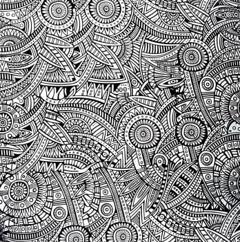 Tela loneta azteca 1,20 x 2,70 - 3