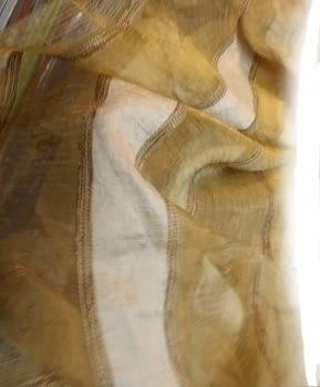 Organza amarillo oro - 6