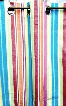 Cortinas Colors - 1